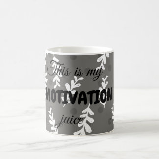 A coffee mug for your daily motivation