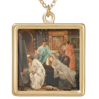 A Collector of Pictures at the Time of Augustus, 1 Pendant