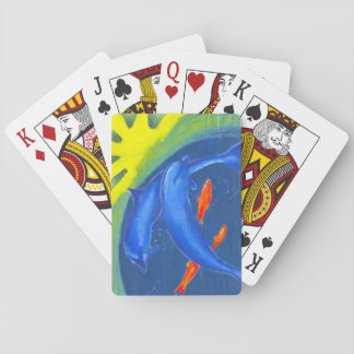 A colourful aquatic Deck of Cards