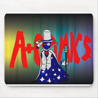 A+Comics mousepad 2