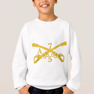 A Company 5th Troop 7th Cavalry Sweatshirt