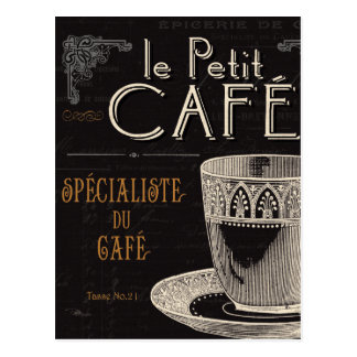 A Contemporary Cup of Coffee Postcard