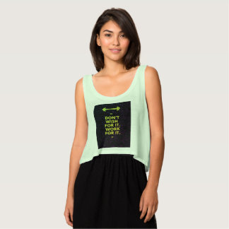 A cool and sexy wear perfect for all occasions. tank top