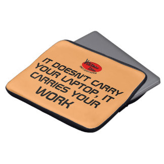 a cool inspirational laptop sleeve for everyone