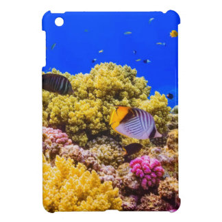 A Coral Reef in the Red Sea near Egypt iPad Mini Cover