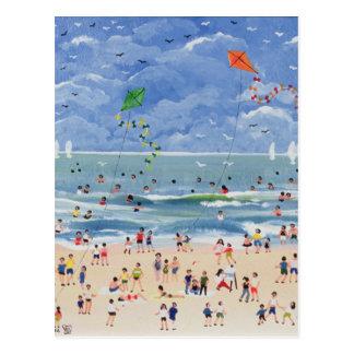 A Cornish Beach Postcard
