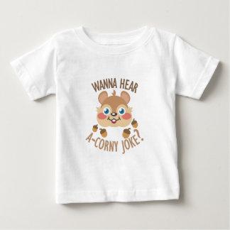 A-Corny Joke Baby T-Shirt