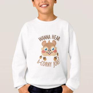 A-Corny Joke Sweatshirt