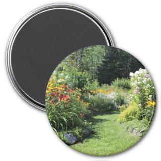 A Cottage Garden Path! Magnet