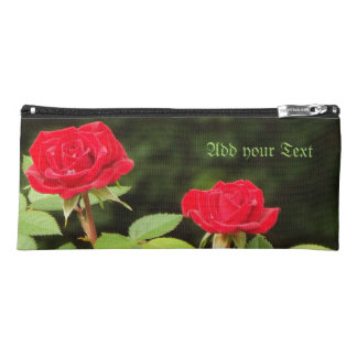 A couple of roses pencil case