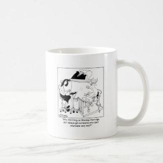 A Cow Gives Testimony Coffee Mug