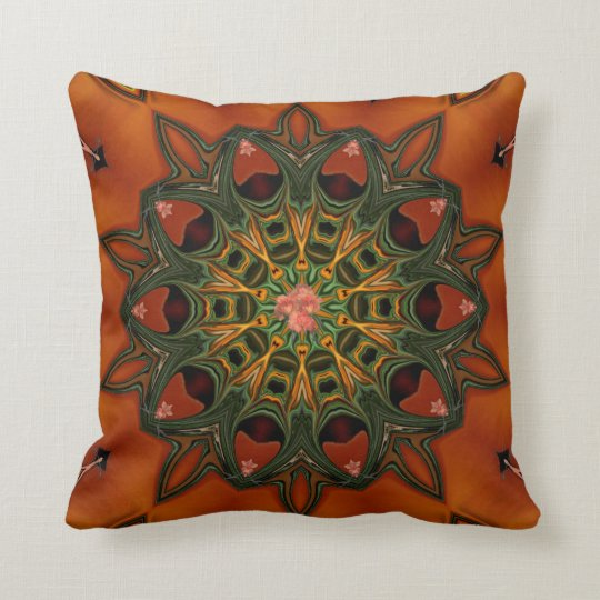 A Cozy Place. Throw Pillow