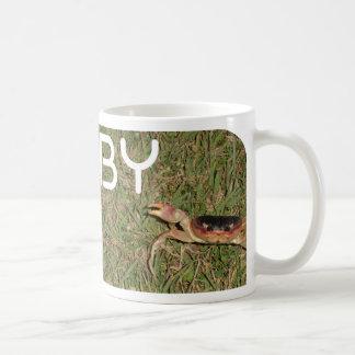 A Crabby Mug for Crabby Mornings