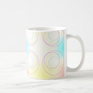 A Crop of Circles Coffee Mug