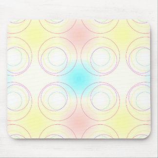 A Crop of Circles Mouse Pad