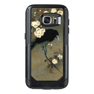 A Crow and Blossom by Ohara Koson Vintage OtterBox Samsung Galaxy S7 Case