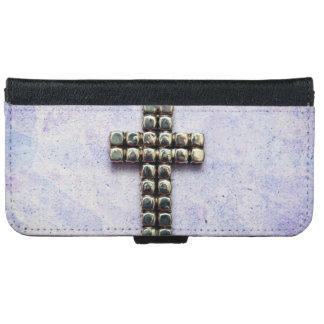 A Crucifix iPhone 6 Wallet Case