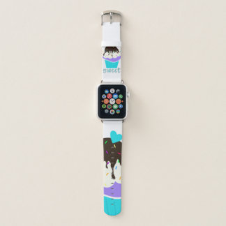 A Cup Full of Sweetness Apple Watch Band