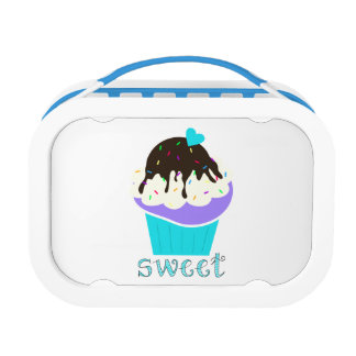 A Cup Full of Sweetness Lunch Box