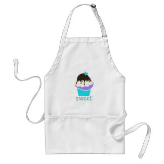 A Cup Full of Sweetness Standard Apron