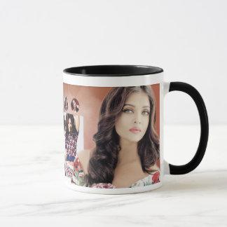 A cup of coffee Beautiful Sexy Queen Aishwarya Rai