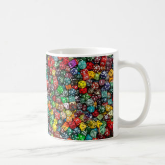 A cup of dice!