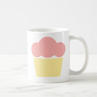 A Cupcake a Day Classic White Coffee Mug