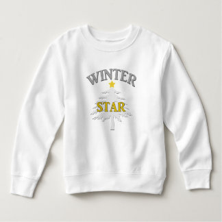 A cute and cozy sweatshirt for your child.