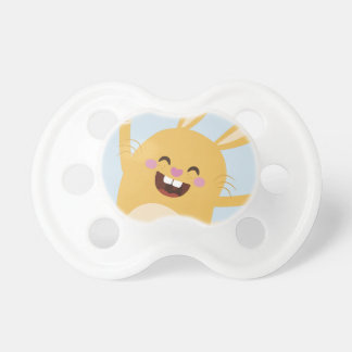 A cute bunny pacifier for your baby!