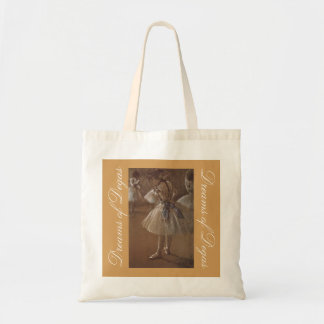 A cute Dreams of Degas bag for art lovers.