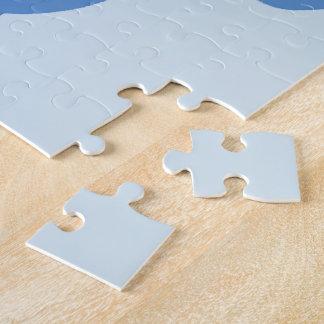 A Cute Happy Dolphin Jigsaw Puzzle