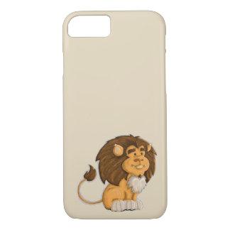 a cute lion iPhone 8/7 case