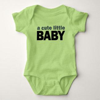 A Cute Little Baby Baby Bodysuit