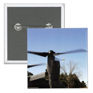 A CV-22 Osprey prepares to take off Pin