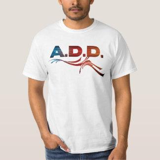 A.D.D. Rock Band - Fan Shirt