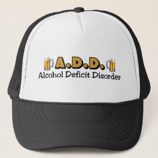 A.D.D. TRUCKER HAT