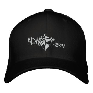 A.D.H.D. Productions cap Embroidered Hat