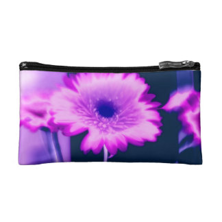 A Daisy for You a pink daisy digital photograph Makeup Bag