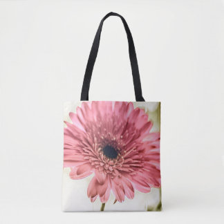 A Daisy for You a pink daisy digital photograph Tote Bag