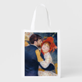 A Dance in the Country, 1883 2 Reusable Grocery Bags