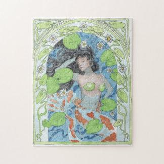 A Dark Underrcurrent Mermaid Puzzle