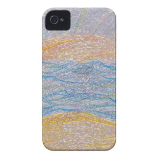 A day at the Beach iPhone 4 Cover