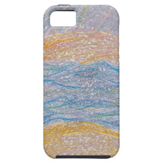 A day at the Beach iPhone 5 Cover
