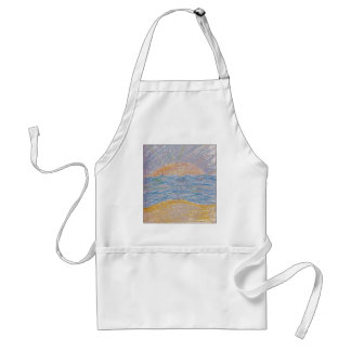 A day at the Beach Standard Apron