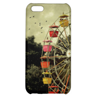 A day at the fair - iPhone skin Case For iPhone 5C