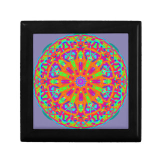 A Day for Me Mandala Design Gift Box