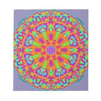 A Day for Me Mandala Design Notepad