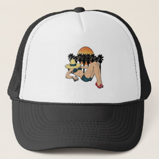 A Day in Paradise Trucker Hat
