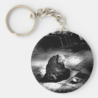 A Day in Rome Keychain