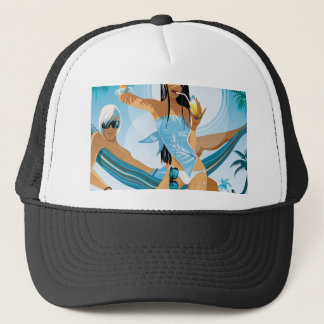 A day of Vacation Trucker Hat